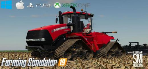 Photo of FS19 – Case Ih Quadtrac Series V1.0.0.4