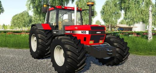 Photo of FS19 – Case International 1255-1455 Tractor V1