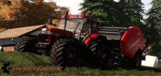 Photo of FS19 – Case Maxxum 5150 Tractor V1