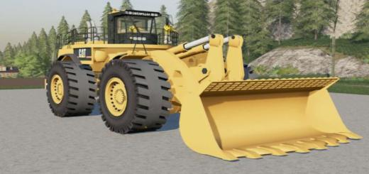 Photo of FS19 – Caterpillar 994F V2