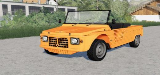 Photo of FS19 – Citroen Mehari 1970 V2