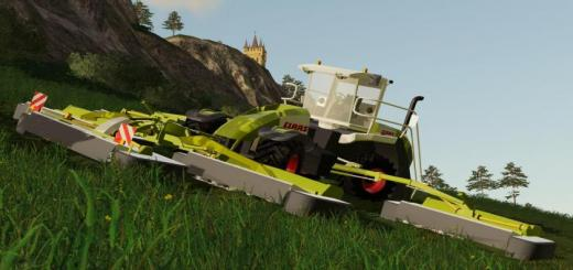 Photo of FS19 – Claas Cougar 1400 V1