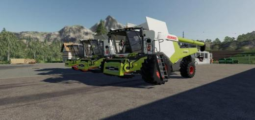 Photo of FS19 – Claas Lexion 5300-8900 Full Lexion Series 2020 V1
