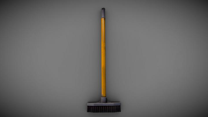 FS19 - Cleaning Broom V1