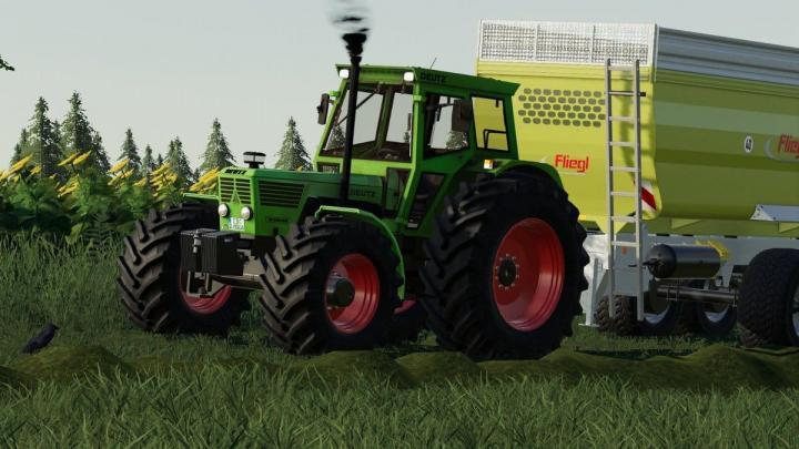 FS19 - Deutz D8006 Tractor V1.4