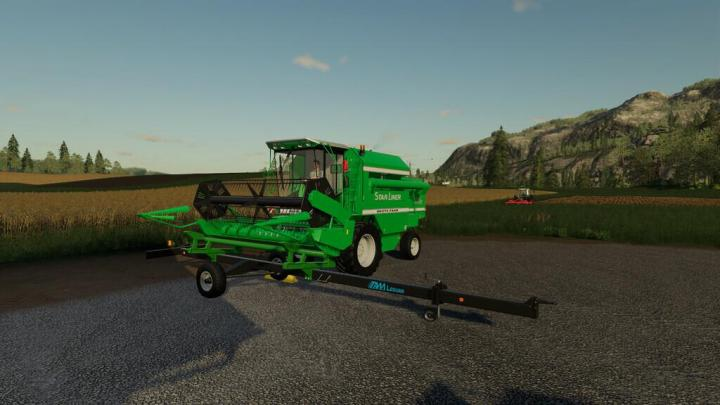 FS19 - Deutz-Fahr Starliner 4045H Pack V1.1