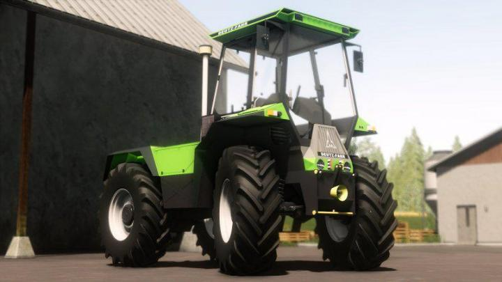 FS19 - Deutz Intrac V1