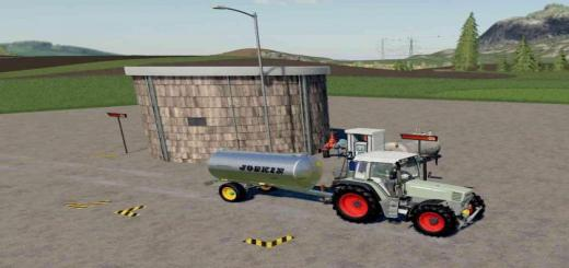 Photo of FS19 – Diesel Production V1