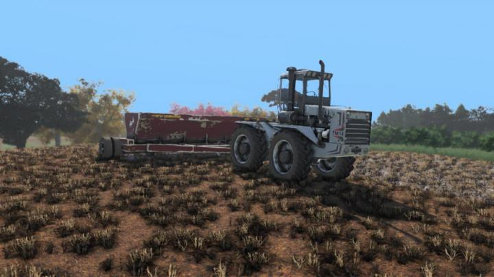 FS19 - Distribuidor Lizard Nevoeiro 10010 V1