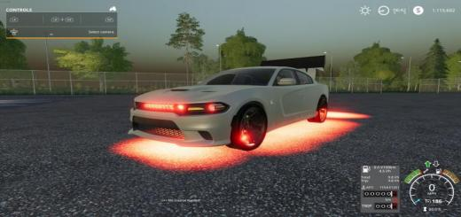 Photo of FS19 – Dodge Charger Hellcat V2