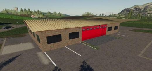 Photo of FS19 – Double Door Garage V1