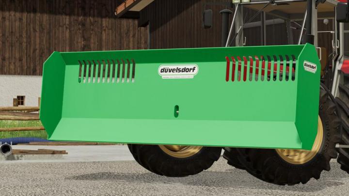 FS19 - Duvelsdorf Mss 3700 V1
