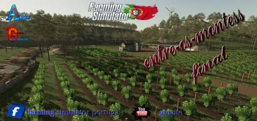 Photo of FS19 – Entre Os Montes Map Final