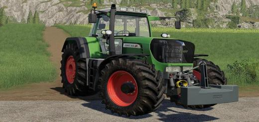 Photo of FS19 – Fendt 900 Tms Vario V2