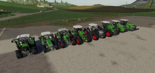 Photo of FS19 – Fendt Pack V1