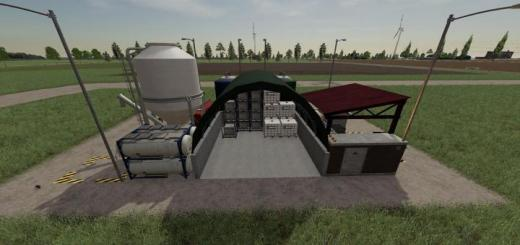 Photo of FS19 – Fertilizer And Liquidfertilizer Production V1.0.0.1