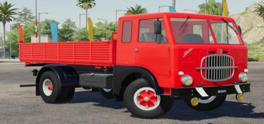 Photo of FS19 – Fiat 682 N4 Truck V1