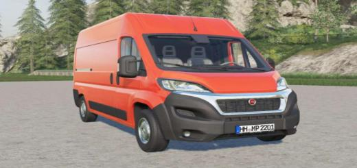 Photo of FS19 – Fiat Ducato Van (290) 2014 V1