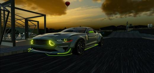 Photo of FS19 – Ford Mustang Rtr Spec5 2019 V1