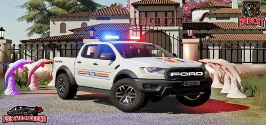 Photo of FS19 – Ford Ranger Politia V1