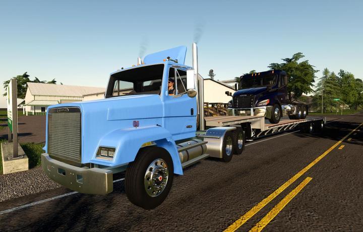 FS19 - Freigtliner Flc 112 Truck V1