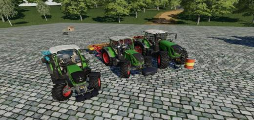 Photo of FS19 – Fs09 Implements V1