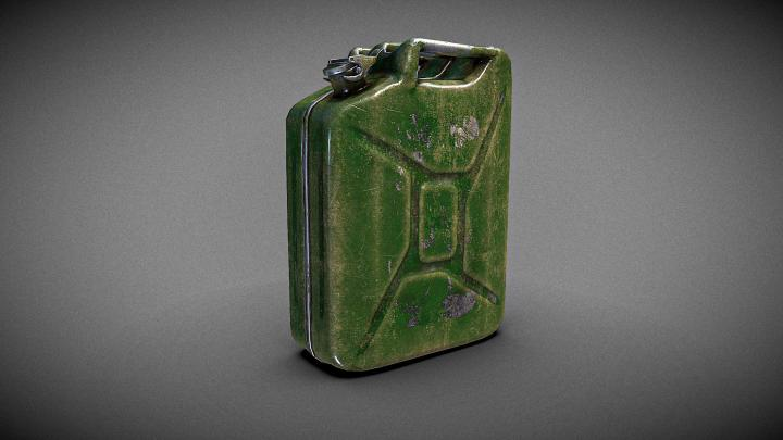 FS19 - Fuel Can V1