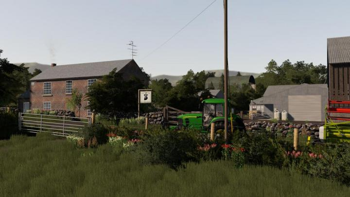 FS19 - Gatehead Farm Map V1