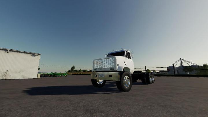 FS19 - Gmc 4500 V2