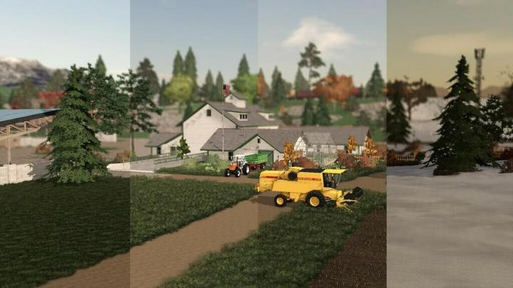 FS19 - Goldcrest Valley Map V1.1