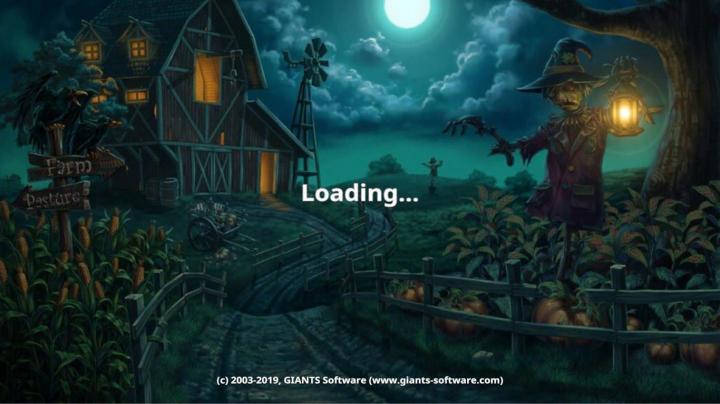 FS19 - Halloween 2020 Menu Background