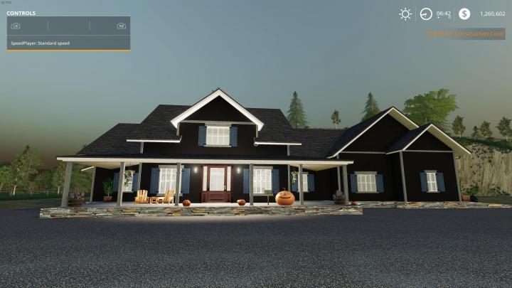 FS19 - Halloween House V1