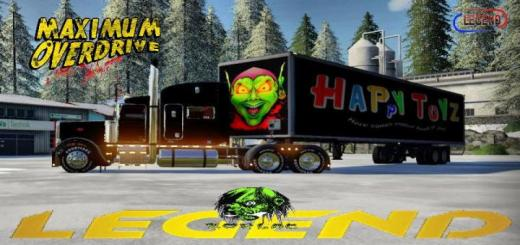 Photo of FS19 – Happy Toys Trailer V2