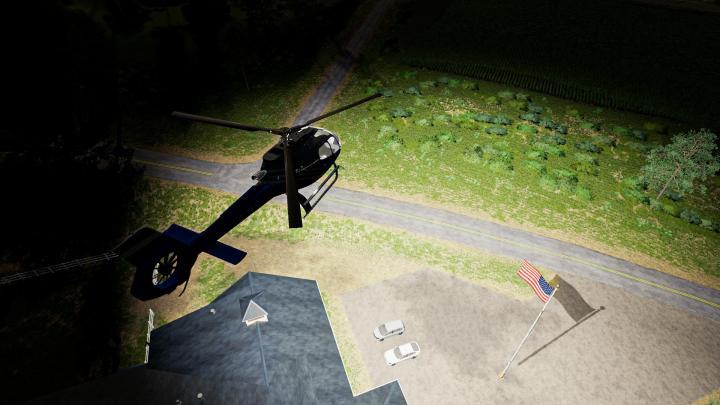 FS19 - Helicopter V1