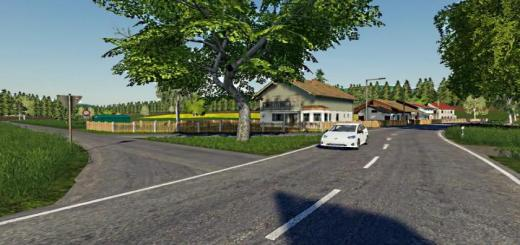 Photo of FS19 – Hofhau Map V2