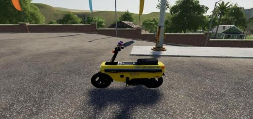 Photo of FS19 – Honda Motocompo Chadmobile V1