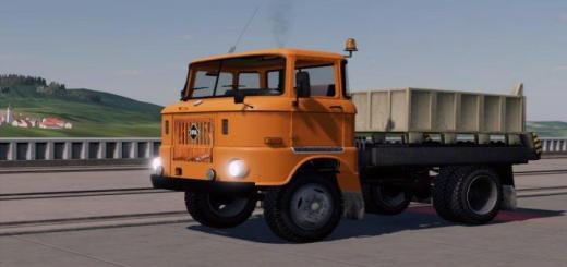 Photo of FS19 – Ifa W50 Container V1