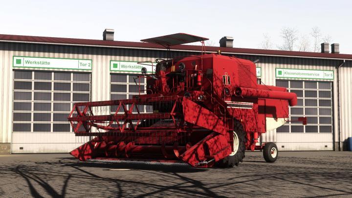 FS19 - Ihc 923 Harvester V1