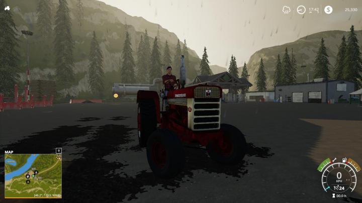 FS19 - International Harvester 660 V1