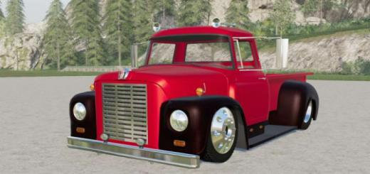 Photo of FS19 – International Harvester Loadstar Lowrider