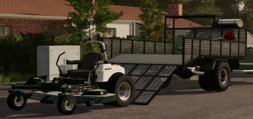 Photo of FS19 – Jack Moose Mow-It Pack V1