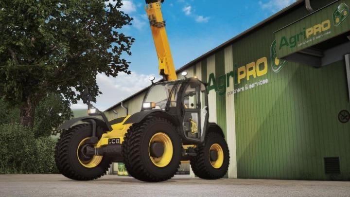 FS19 - Jcb 536-70 Agri Super V2