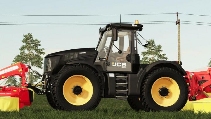 FS19 - Jcb Fastrac 3000 Xtra V1.1