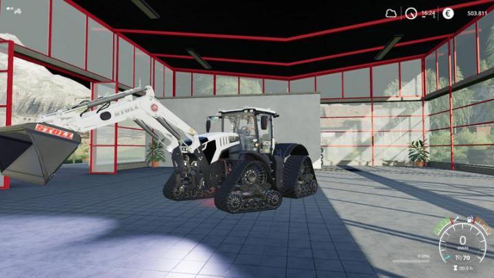 FS19 - Jcb Fastrac 8330 Tractor V1.0.1.5