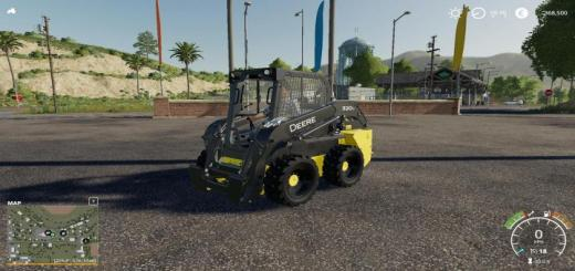 Photo of FS19 – John Deere 320G V1
