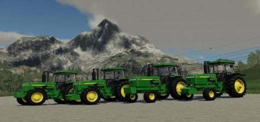 Photo of FS19 – John Deere 4755-4955 V1.1.1