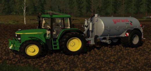 Photo of FS19 – John Deere 6010 Tractor V1