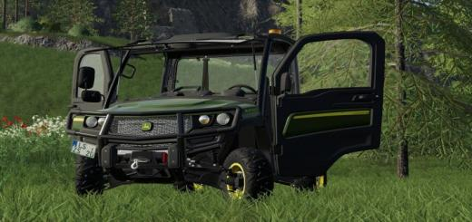 Photo of FS19 – John Deere Xuv865M Gator V1.1