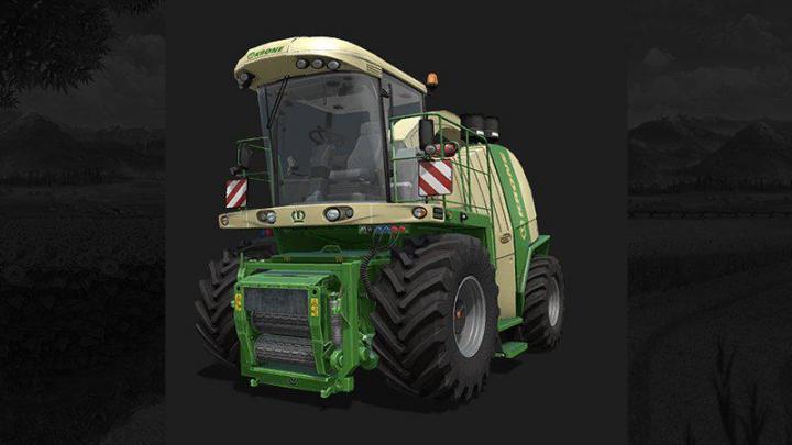 FS19 - Krone Big X1100 V1