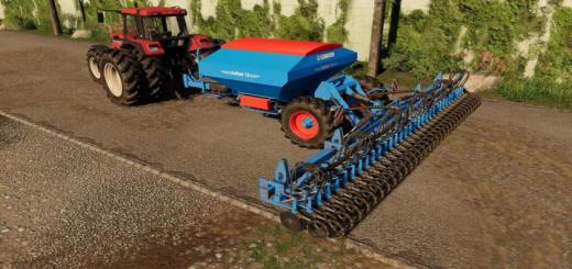 Photo of FS19 – Lemken Solitair 12/800 V1.0.0.1